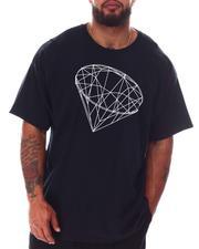 Big & Tall - Wire Diamond T-Shirt (B&T)-2638129