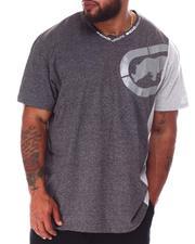 Ecko - Switch Hitter V-Neck T-Shirt (B&T)-2637096