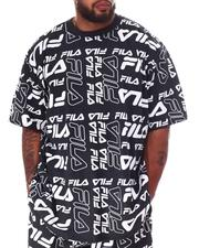 Fila - All Over Print T-Shirt (B&T)-2638115