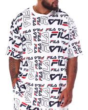 Fila - All Over Print Stormy T-Shirt (B&T)-2638124
