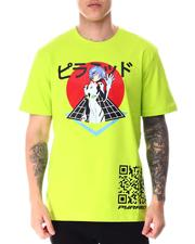 Black Pyramid - Space Chick Tee-2640230