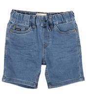 Nautica - Pull On Denim Shorts (2T-4T)-2638757