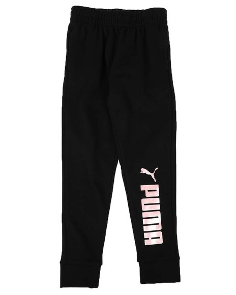 Puma - No. 1 Logo Pack Fleece Jogger Pants (7-16)