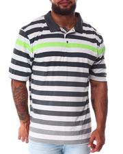 Buyers Picks - Striped Polo Shirt (B&T)-2640476