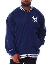 Mitchell & Ness - Yankees Tricot Track Jacket (B&T)-2640595