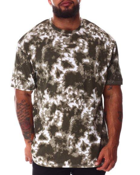 Buyers Picks - Tie Dye Crew Neck T-Shirt (B&T)