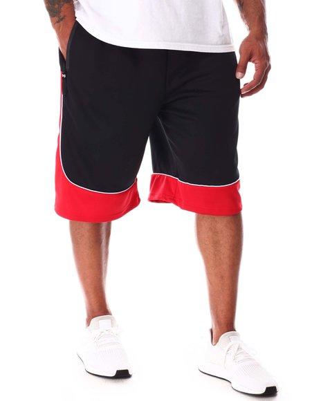 Buyers Picks - Color Block Scuba Shorts (B&T)