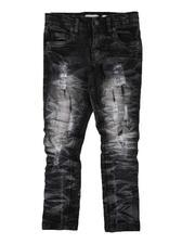 Bottoms - Wild Tiger Skinny Denim Jeans (2T-7)-2638637