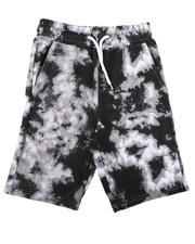 Arcade Styles - Tie Dye Shorts (8-20)-2638703