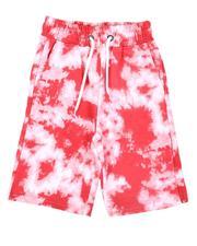 Arcade Styles - Tie Dye Shorts (8-20)-2638712