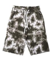 Arcade Styles - Tie Dye Shorts (8-20)-2638717