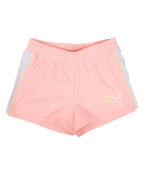 Puma - Rebel Pack French Terry Shorts (7-16)