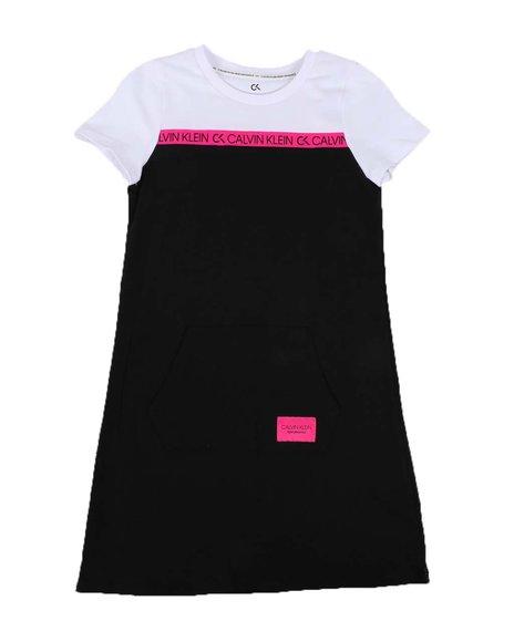 Calvin Klein - Color Block Dress (7-14)