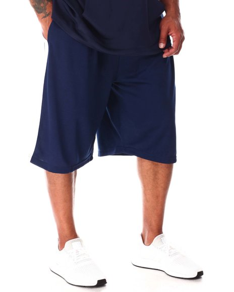 Buyers Picks - Side Pieced Mesh Shorts (B&T)