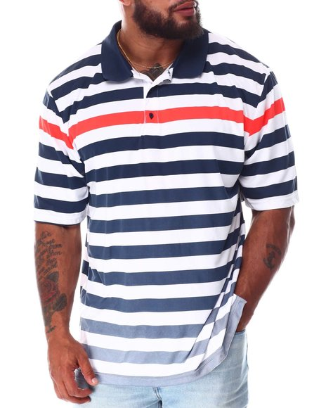 Buyers Picks - Striped Polo Shirt (B&T)