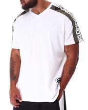 Ecko - Tap My Sleeve V-Neck T-Shirt (B&T)-2640328