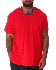 Ecko - Winning Ways V-Neck T-Shirt (B&T)-2640407