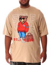 Big & Tall - Self Made Bear T-Shirt (B&T)-2637248