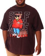 Big & Tall - Self Made Bear T-Shirt (B&T)-2637256
