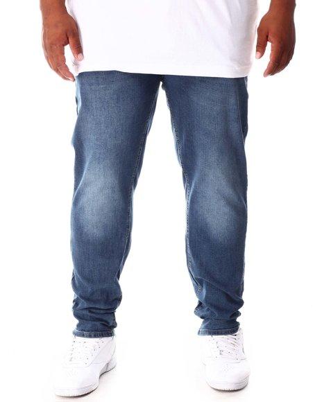 Izod - Stretch Denim Taper Fit Jeans (B&T)