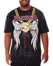 Big & Tall - Blessed T-Shirt (B&T)-2639825