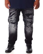 Jeans - Distressed Denim Jeans (B&T)-2637910