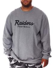Mitchell & Ness - Raiders Crew Screen Print Jersey (B&T)-2638514