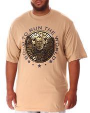 Shirts - Born To Run The World T-Shirt (B&T)-2637240