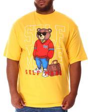 Shirts - Self Made Bear T-Shirt (B&T)-2637260