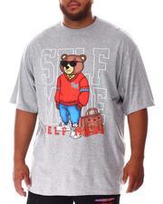 Shirts - Self Made Bear T-Shirt (B&T)-2637264