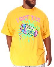 Shirts - Got The Juice T-Shirt (B&T)-2637832