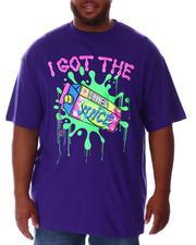 Shirts - Got The Juice T-Shirt (B&T)-2637842