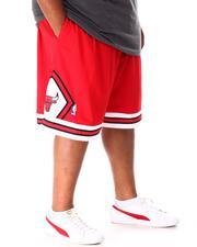 Mitchell & Ness - Bulls 96 97 Swingman Shorts (B&T)-2637878