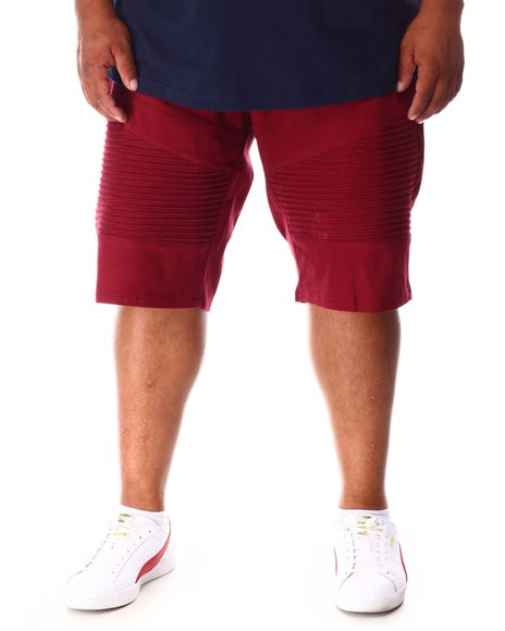 Buyers Picks - Stretch Twill Moto Shorts (B&T)