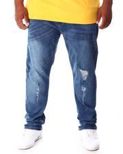 Jeans - Straight Denim Jeans (B&T)-2587755