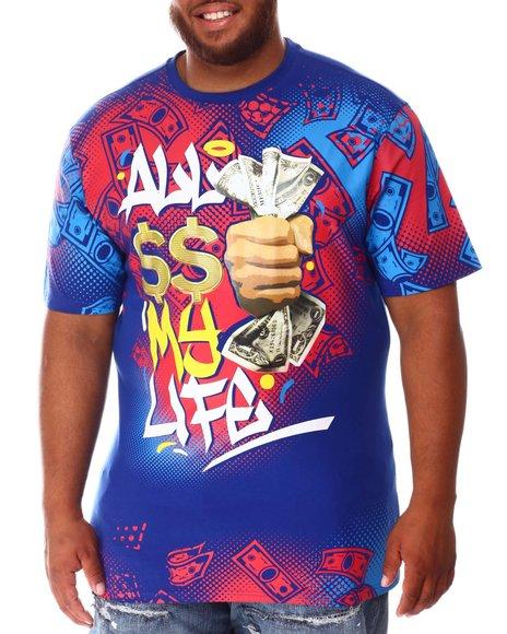 Buyers Picks - All $$ My Life T-Shirt (B&T)