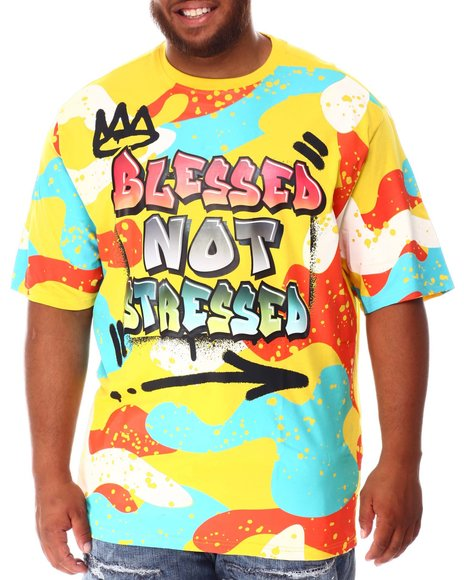 Buyers Picks - Blessed Not Stressed T-Shirt (B&T)