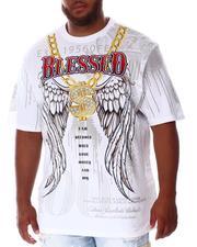 Shirts - Blessed T-Shirt (B&T)-2639821