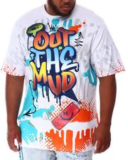 Big & Tall - Out The Mud T-Shirt (B&T)-2639894