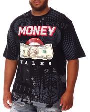 Shirts - Money Talks T-Shirt (B&T)-2639906