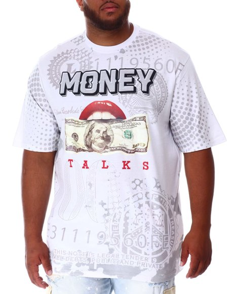 Buyers Picks - Money Talks T-Shirt (B&T)