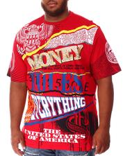 Shirts - Money Rules Everything T-Shirt (B&T)-2639951