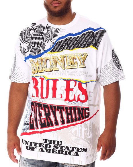 Buyers Picks - Money Rules Everything T-Shirt (B&T)