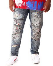 Jordan Craig - Distressed Denim Jeans (B&T)-2641515