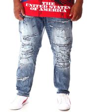 Jordan Craig - Distressed Denim Jeans (B&T)-2641530