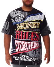 Shirts - Money Rules Everything T-Shirt (B&T)-2639963