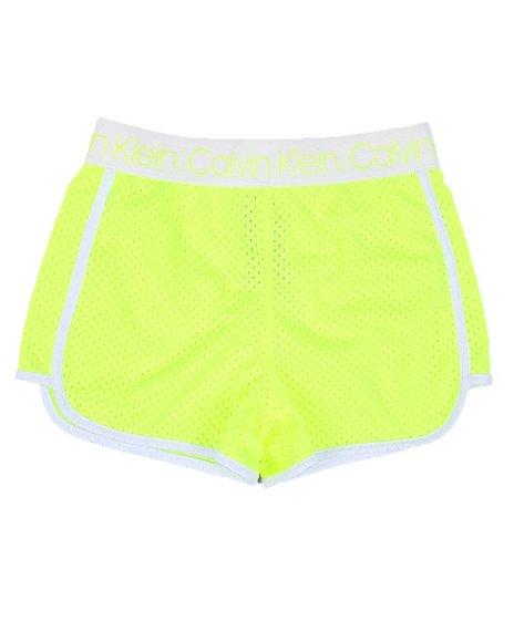 Calvin Klein - Mesh Sport Shorts (7-16)