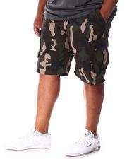 Shorts - Digi Camo Cargo Shorts (B&T)-2639688