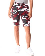 Bottoms - Bermuda Shorts Cargo Pockets-2641575