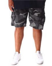 Shorts - Digi Camo Cargo Shorts (B&T)-2639697
